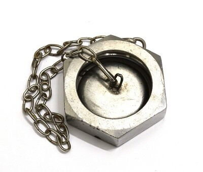 """2"""" RJT Nut Blank & Chain - Second Hand"""
