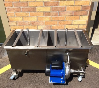 Cask Washer and Cleaner - Single Head - (Second Hand)