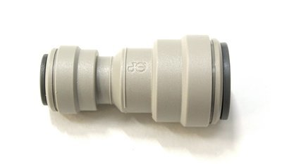 """John Guest - 15mm - 3/8"""" Push Fit - Straight Connector"""