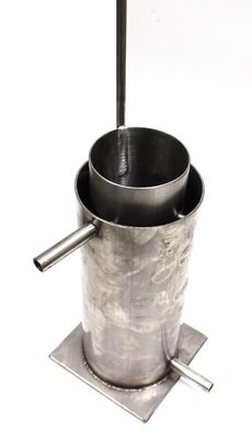 Wort Sample Can Large with Cooling Stand