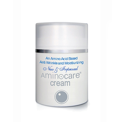 AMINOCARE ® NEW AND IMPROVED CREAM FRAGRANCE FREE