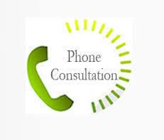 Phone Call Consultation 30 mins