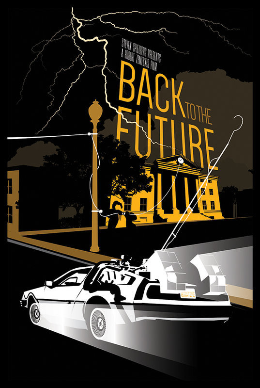 Back to the Future - 12