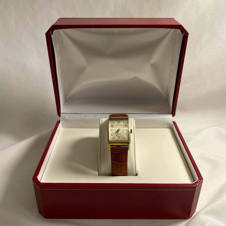 1953 Vintage Lord Elgin Watch