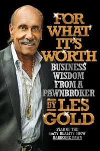 Les Gold's For What It's Worth (Autographed)