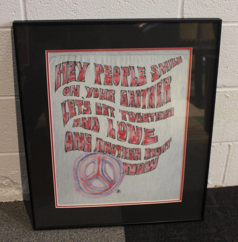 Stanley Mouse Art Work- Signed