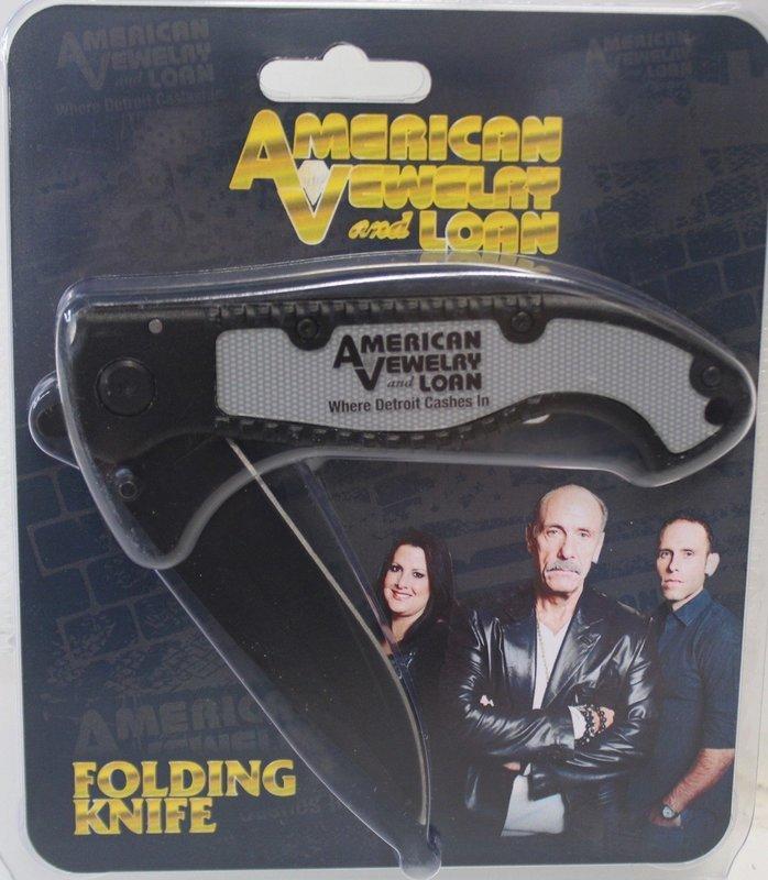 American Jewelry and Loan Folding Knife