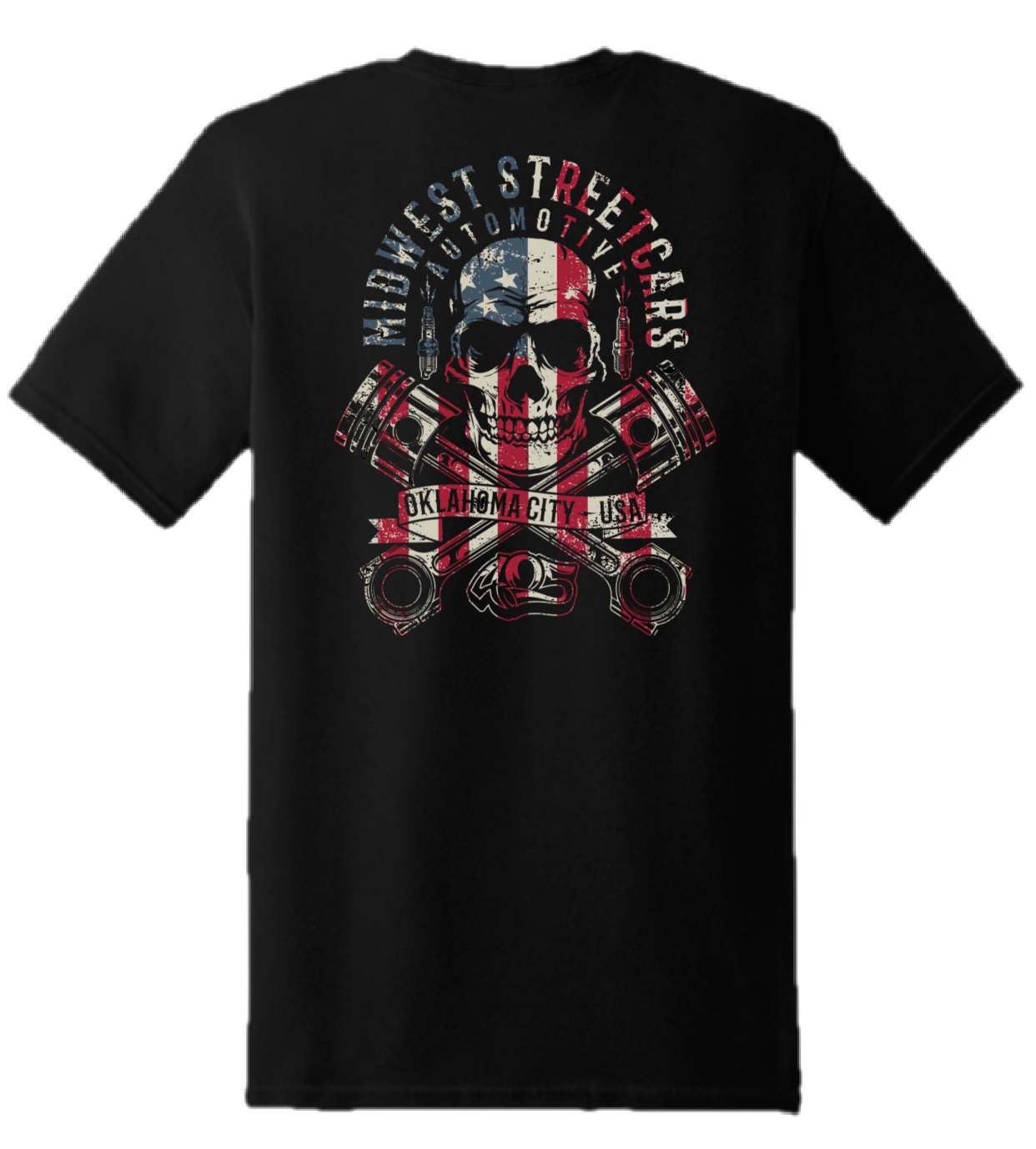 Midwest Streetcars Summer 2019  T-Shirt!