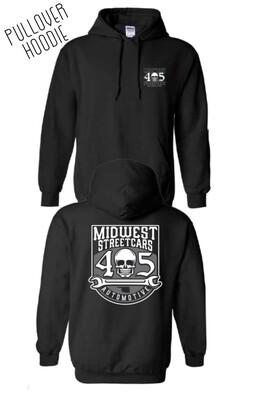 405 Skull Pullover Hoodie PREORDER