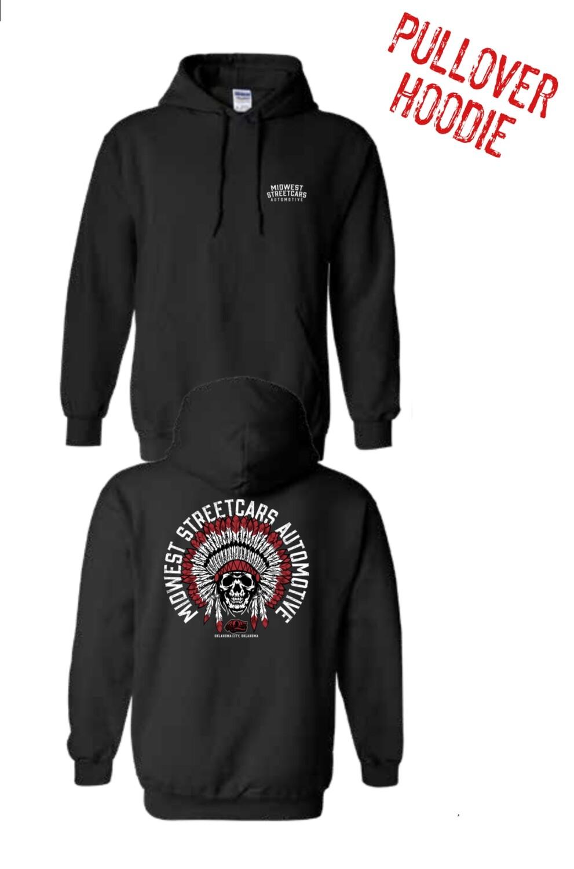 MWSC Headdress Pullover Hoodie PRE-ORDER