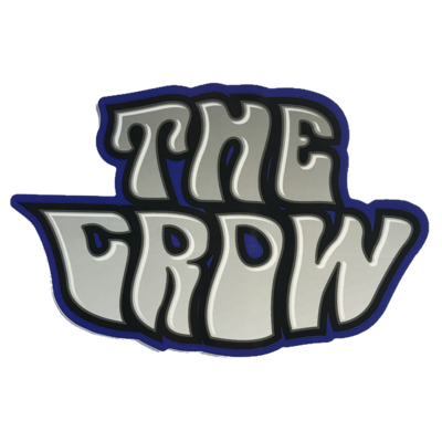 The Crow Decal