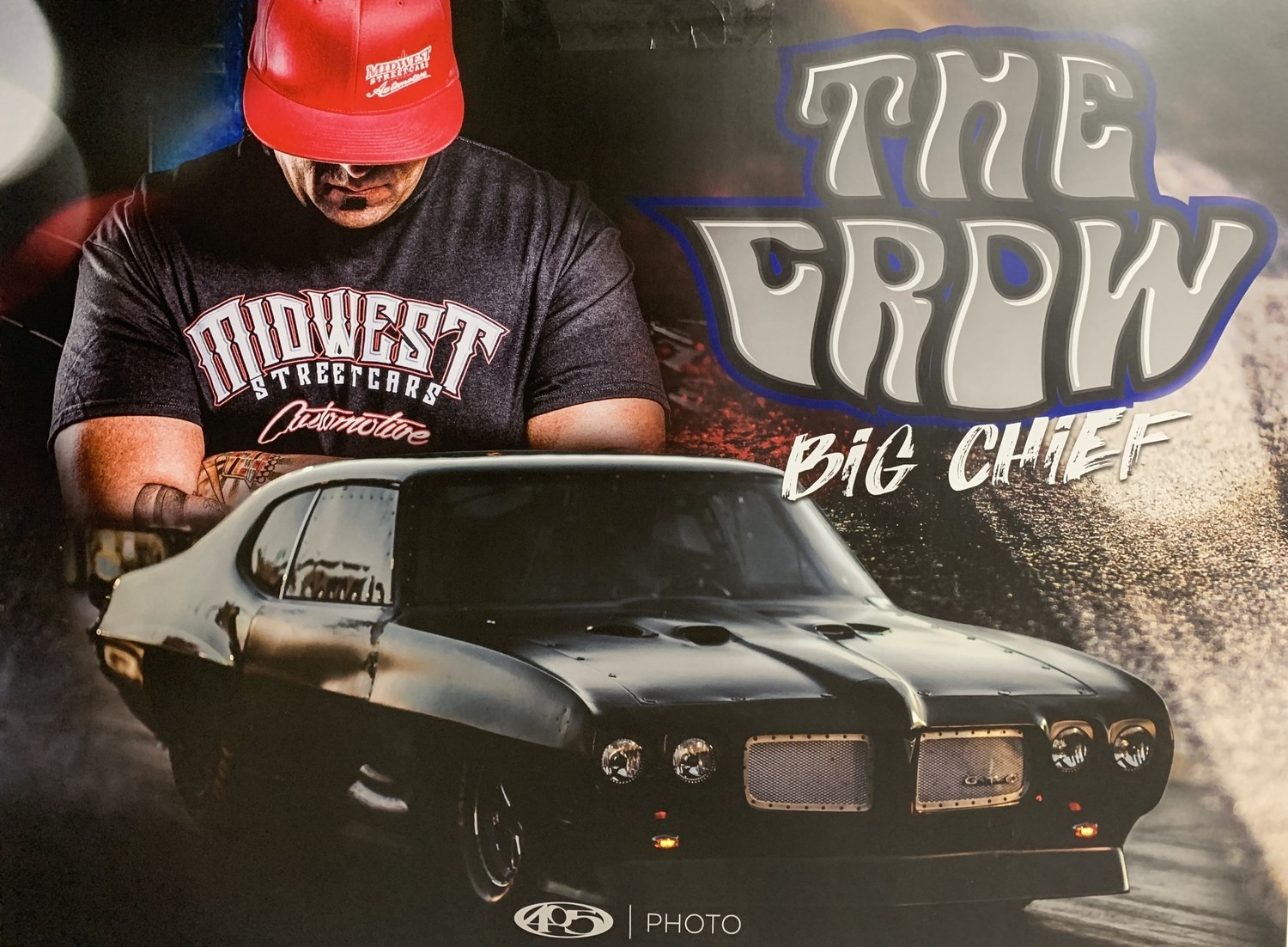 18x24 Big Chief Collectible Poster