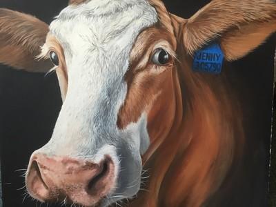 Jenny Cow (A3)