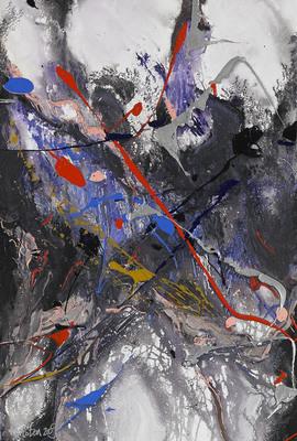 Splash of Colour 4 (A3)