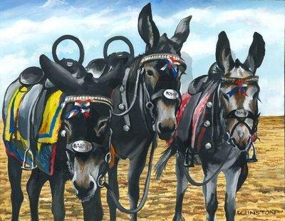 Lytham Donkeys (A3)