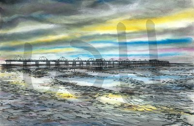 Southport Pier (A3)