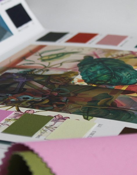 ABO DMI COLOUR CARDS x4 - Jahresabo