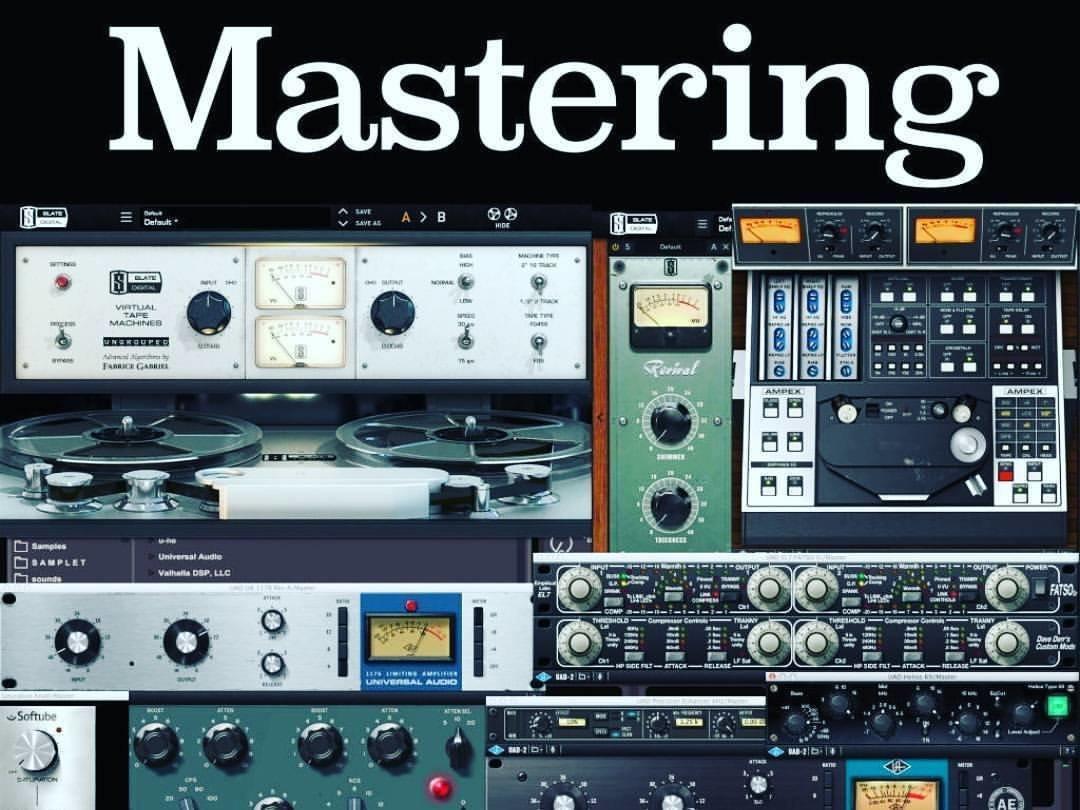 Mastering stéréo