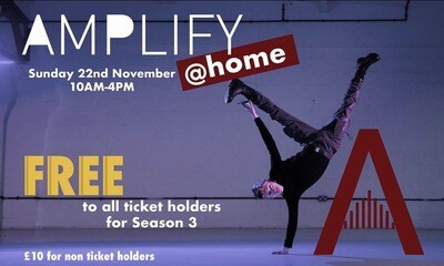 Amplify @ home Ticket