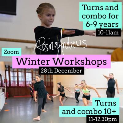 Winter Workshop on Zoom