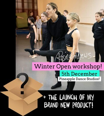 Winter Dance Day + Product Launch party!