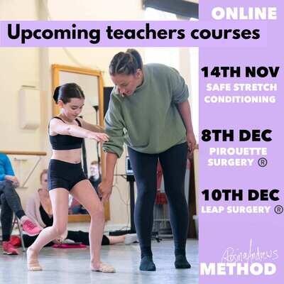 Teachers Courses - Online