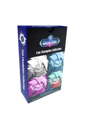 Fan Champion Collection (Print-On-Demand)