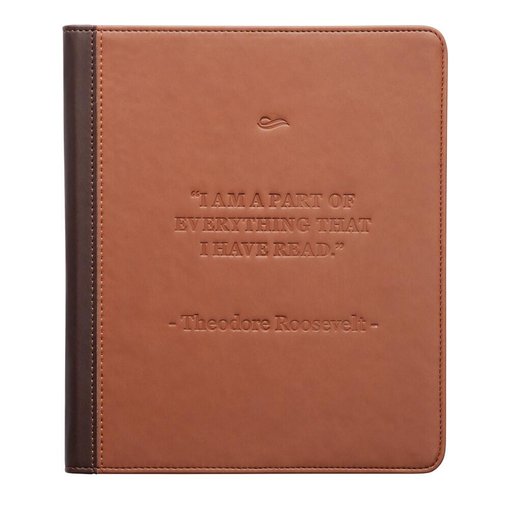 Чехол-обложка для PocketBook 840 Brown