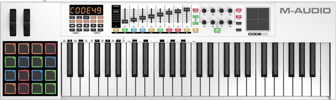 MIDI M-Audio Code 49