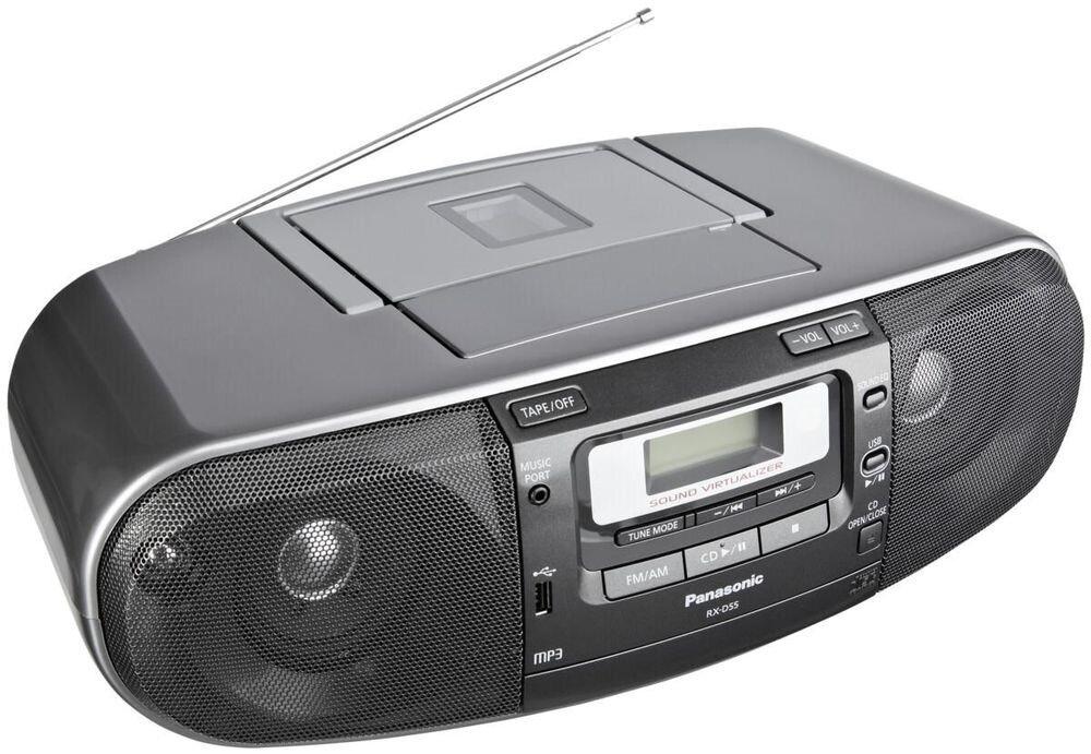 Panasonic RX-D55EE-K