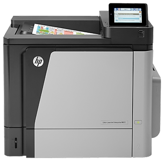 HP Color LaserJet Enterprise M651n #B19 (CZ255A) A4