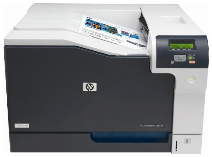 HP Color LaserJet Pro CP5225N (CE711A) A3 Net