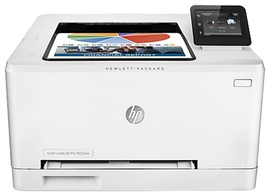 HP Color LaserJet Pro M252dw (B4A22A) A4 Duplex WiFi