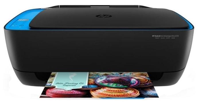 HP DeskJet Ink Advantage 4729 Ultra (F5S66A) A4 WiFi USB