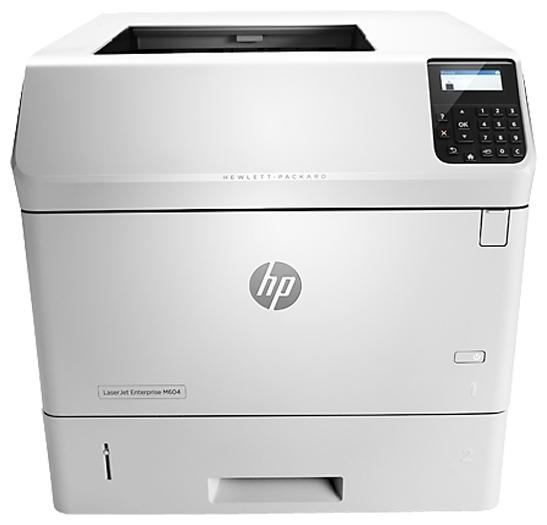 HP LaserJet Enterprise 600 M604n (E6B67A) A4 Net