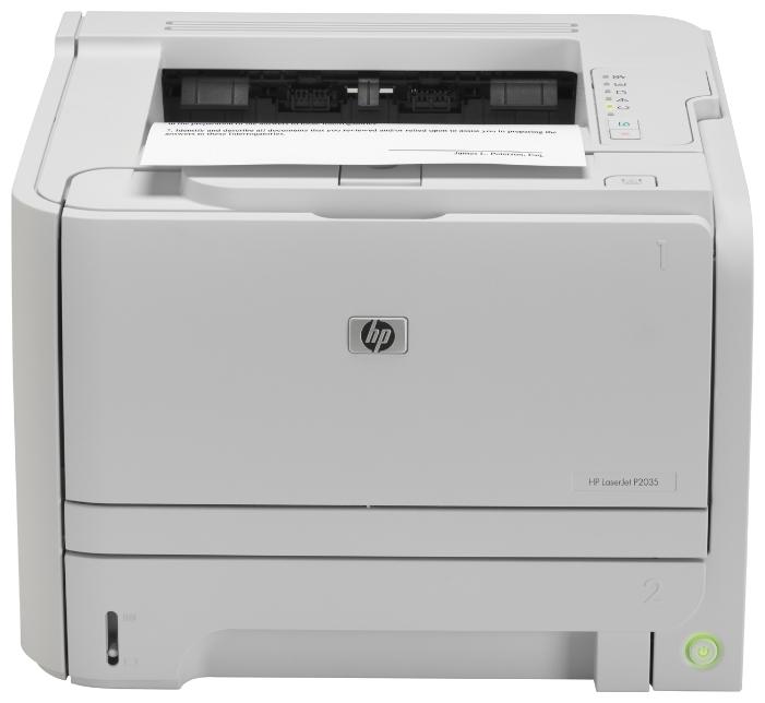 HP LaserJet P2035 (CE461A) A4