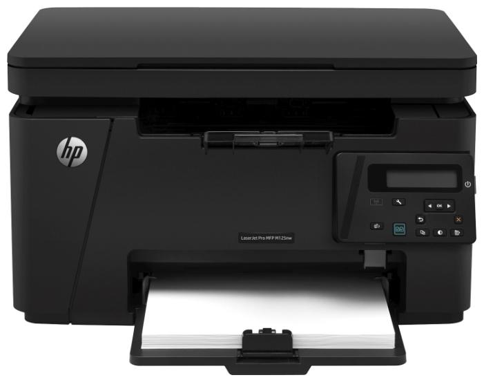 HP LaserJet Pro M125rnw RU (CZ178A) A4 WiFi