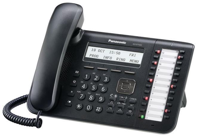 Panasonic KX-DT543RUB