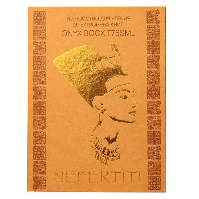 ONYX BOOX T76SML Nefertiti