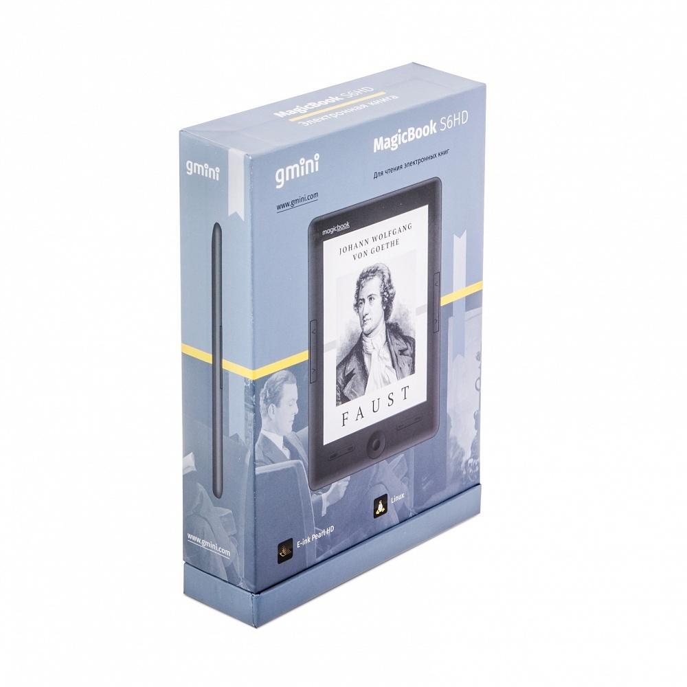 Gmini MagicBook S6HD