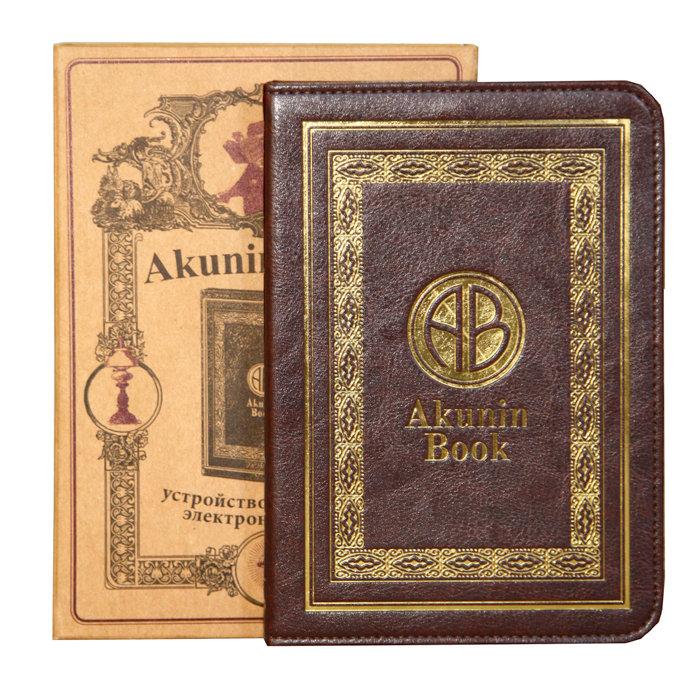 ONYX C63L Akunin Book