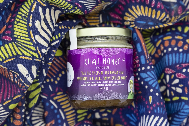 Small Chai Honey