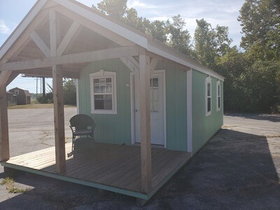 12 X 28 Country Cottage (LINN)