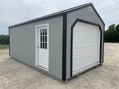 12 X 20 Garage (COMING SOON)