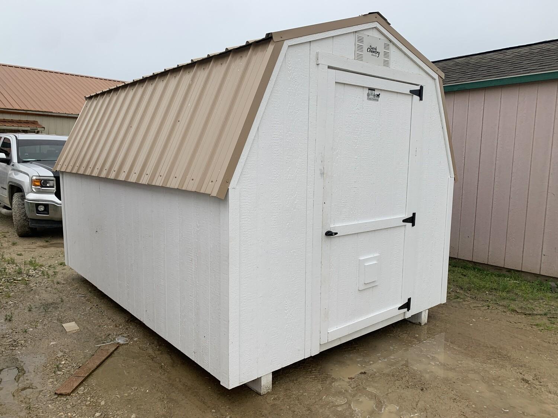 8X12 Mini Barn (LINN)