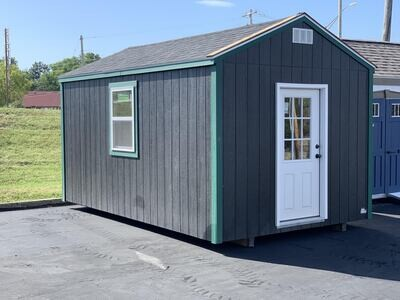 10 x 16 Utility Shed (COLUMBIA)