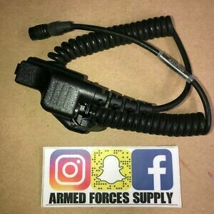 MILITARY XTS2500 MOTO RADIO CABLE INVISIO M3