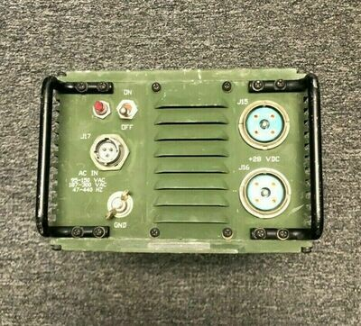 HARRIS RADIO AC POWER SUPPLY RF-5051PS-125C FOR FALCON RF-5000