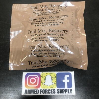 MILITARY MRE RECOVERY TRAIL MIX
