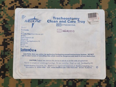 TRACHEOSTOMY CLEAN & CARE KIT
